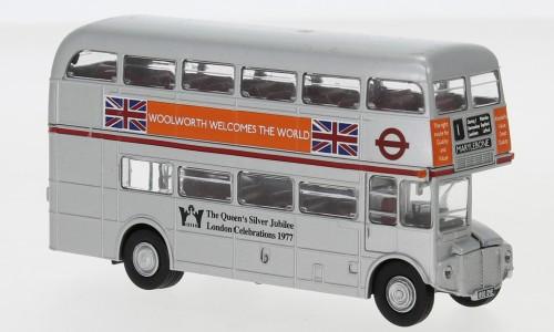 "Brekina AEC Routemaster ""Silver Jubilee 1977"" (61105)"