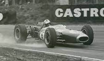"MCG Brabham BT20 No.6 Brabham Formel 1 GP Großbritannien ""D.Hulme"" 1966"