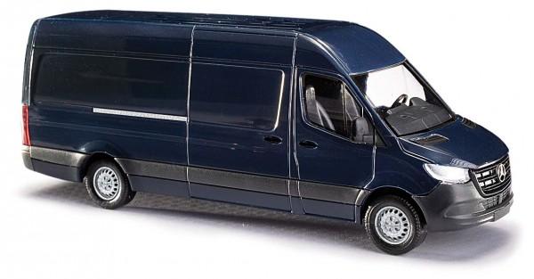 Mercedes Sprinter HD langer Radstand blau (52602)