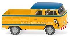 "VW T2 Doppelkabine ""VW Kundendienst"" (031403)"