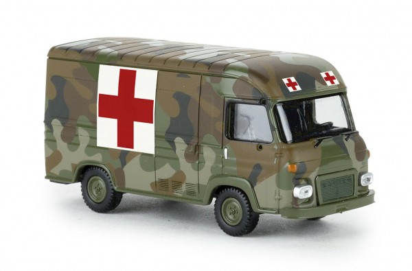 """Saviem SG2 Kasten """"service medical"""" (14636)"""