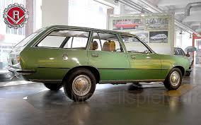 PCX87 Opel Rekord D Caravan hellgrün-met. (870022)