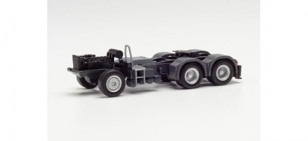 Herpa Teileservice MAN 6x4 mit Heckabstützung und Konsole für Ladekran (2 Stück) (085328)