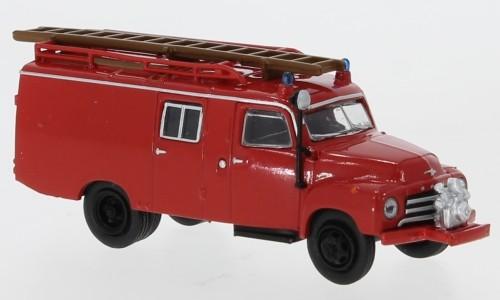 Brekina Opel Blitz LF 8 (1952) rot (35401)