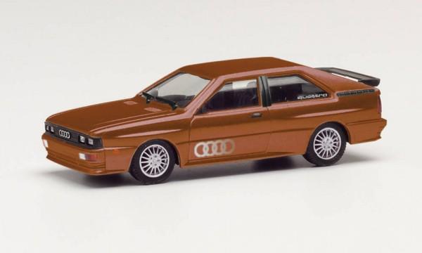 Herpa: Audi Quattro saturnmetallic (033336-005)