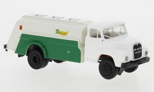 """Brekina MAN 635 Tankwagen """"BP"""" (45055)"""