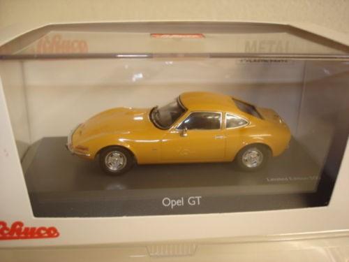 Opel GT, orange in PC (02567)