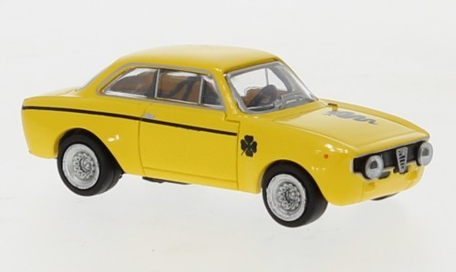 Brekina: Alfa Romeo GTA 1300 (1965) gelb (29701)
