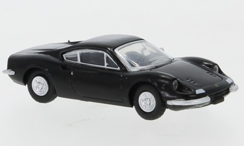 PCX87 Ferrari Dino 246 GT (1969) schwarz (870217)