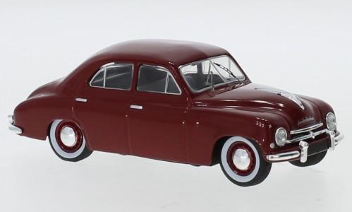 IXO Skoda 1200 (1952) rot (CLC371)