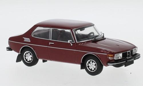 IXO Saab 99 EMS (1972) dunkelrot-met. (CLC373)