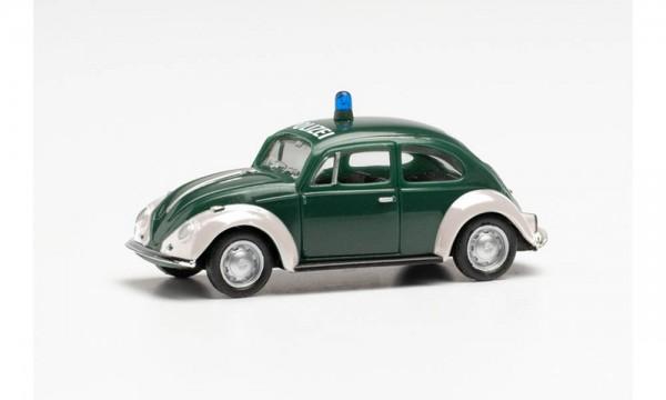 """Herpa: VW Käfer """"Polizei München / ISAR 10"""" (096454)"""