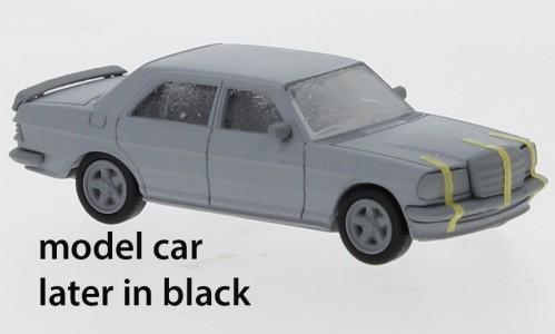 PCX87 Mercedes W123 AMG (1980) schwarz (870179)