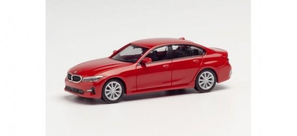 Herpa BMW 3er Limousine Melbourne rot met. (430791)