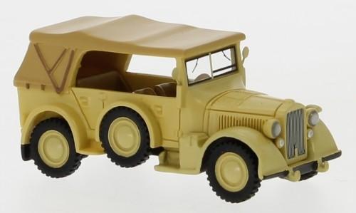 BoS Horch 901 (1939) Verdeck geschl. matt-beige (87741)