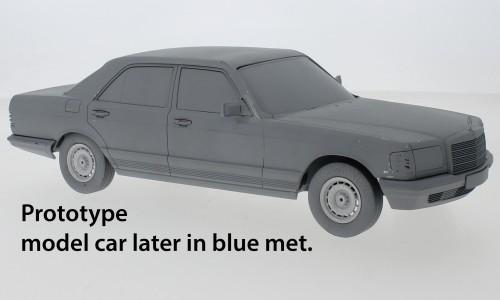 MCG Mercedes S-Klasse (W126) (1979) blau-met. (18186)