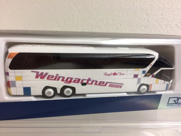 """Neoplan Starliner 2 """"Weingartner Reisen"""" (66760)"""