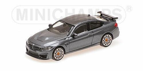 BMW M4 GTS (2016) grau-met./ orange Wheels (870027107)