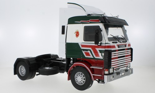 "MCG Scania 143 Topline Zugmaschine (1987) ""Bilspedition"" (18239)"