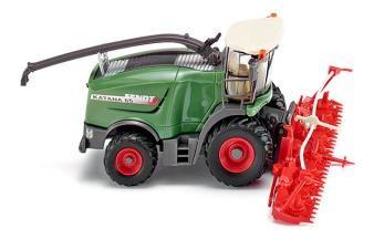 Fendt Katana 65 mit Maisvorsatz (038999)