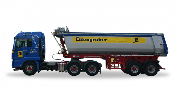 "Herpa MAN TGS LX Rundmulden-Sz. ""Ettengruber"" (942805)"