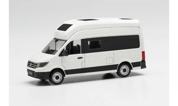 Herpa VW Crafter Grand California 600 candyweiß (096294)