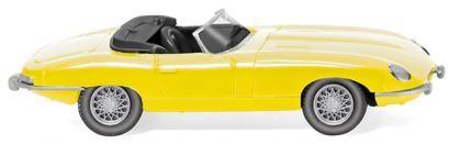 Jaguar E-Type Roadster gelb (081706)