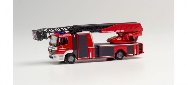 "Herpa MB Atego 13 Rosenbauer DL ""Fw. Aachen"" (095938)"