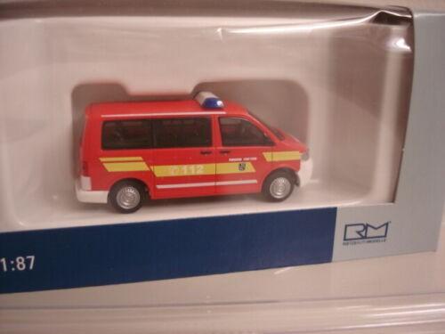 """VW T5 """"First Responder Feuerwehr Stein"""" (51907)"""