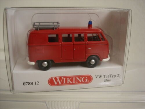 """VW T1 (Typ 2) Bus """"Feuerwehr"""" (078812)"""