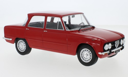MCG Alfa Romeo Giulia Nuova Super (1974) rot (18145)