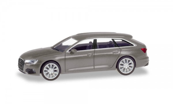 Herpa Audi A6 Avant taifungrau-met. (430647-003)