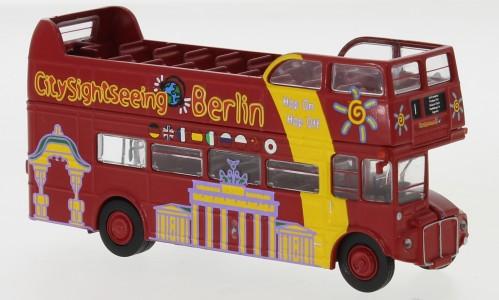 """Brekina AEC Routemaster offen """"Stadtrundfahrt Berlin"""" (61104)"""