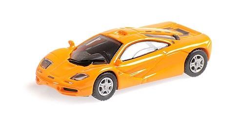 Minichamps McLaren F1 Roadcar orange (870133821)