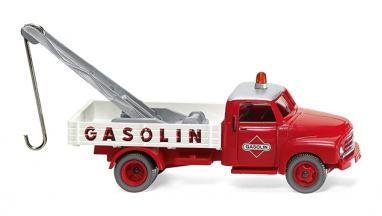"""Wiking Opel Blitz Abschleppwagen """"Gasolin"""" (035202)"""