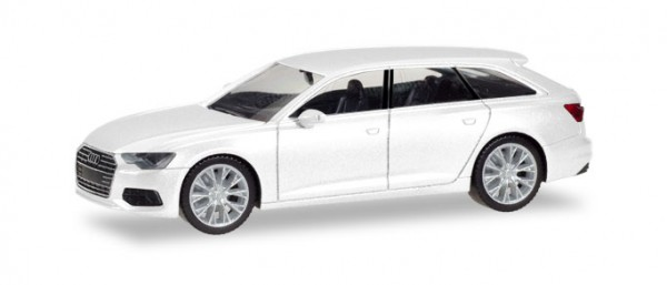 Audi A6 Avant ibisweiß (420303)