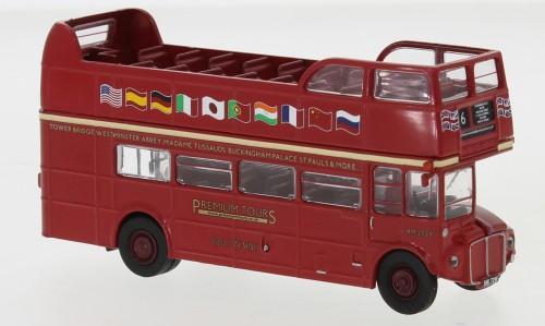 """Brekina AEC Routemaster offen """"City tour London"""" (61102)"""