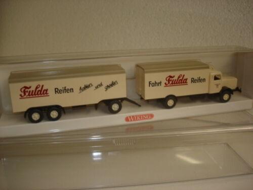 "Büssing 8000 Kf.-Lz. ""Fulda Reifen"" (8860740)"