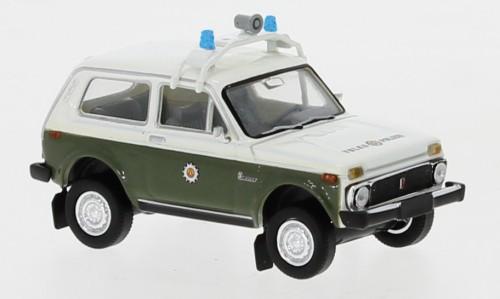 """Brekina: Lada Niva """"Volkspolizei"""" 2. Version (27239)"""