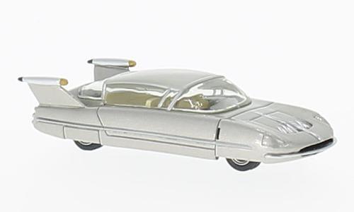 BoS: Borgward Traumwagen (1955) silber (87230)