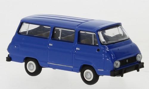 Brekina: Skoda 1203 Bus (1969) blau (30800)