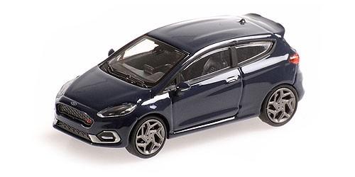 Minichamps Ford Fiesta ST dunkelblau (870087100)