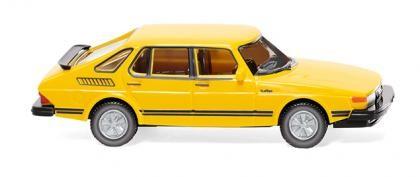 Wiking Saab 900 Turbo verkehrsgelb (021501)