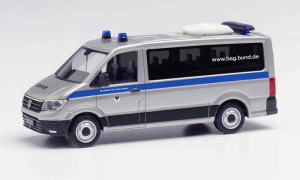 """Herpa: VW Crafter Bus Flachdach """"BAG"""" (095792)"""