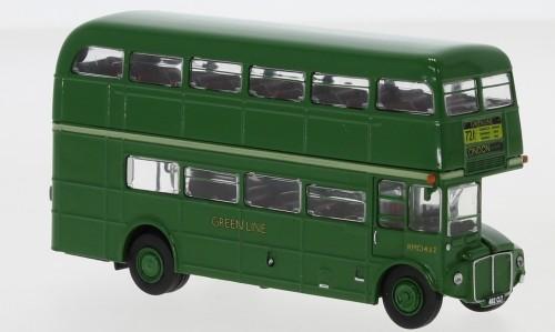 Brekina: AEC Routemaster Bus London (1960) grün Umland (61101)