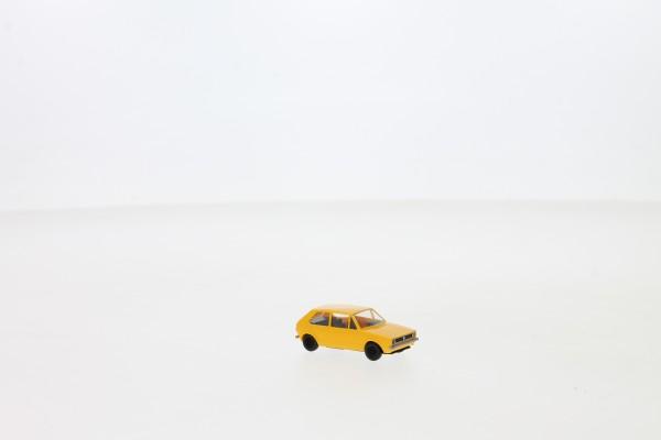 Brekina VW Golf I (1974) gelb (Economy) (25540)