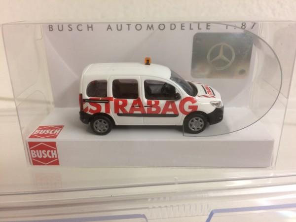 """Busch Mercedes Citan Kombi """"Strabag"""" (50664)"""