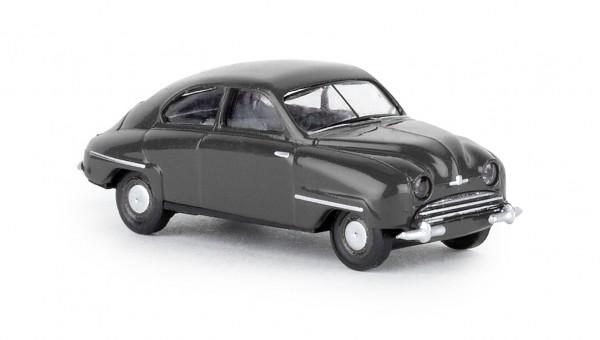 Brekina Saab 92 dunkelgrau (28602)