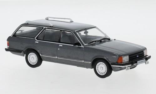 IXO Ford Granada MK II Turnier 1.8i Ghia (1978) grau-met. (CLC362)