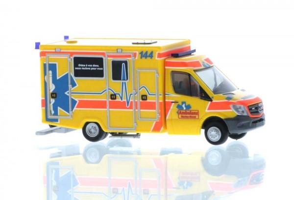 Rietze WAS RTW Rettungsdienst Murten (CH) (61713)